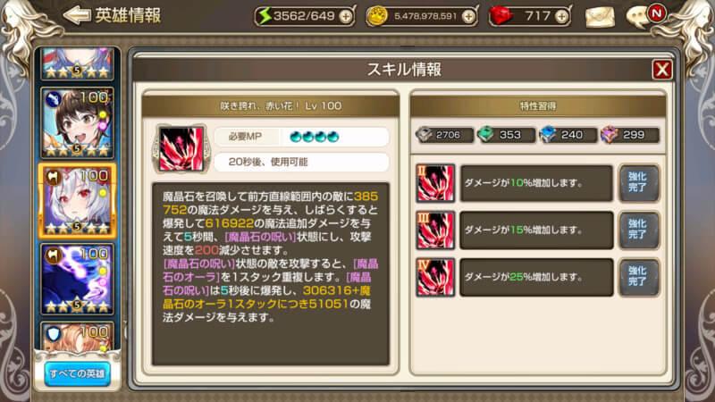 キルツェs3-咲き誇れ、赤い花!